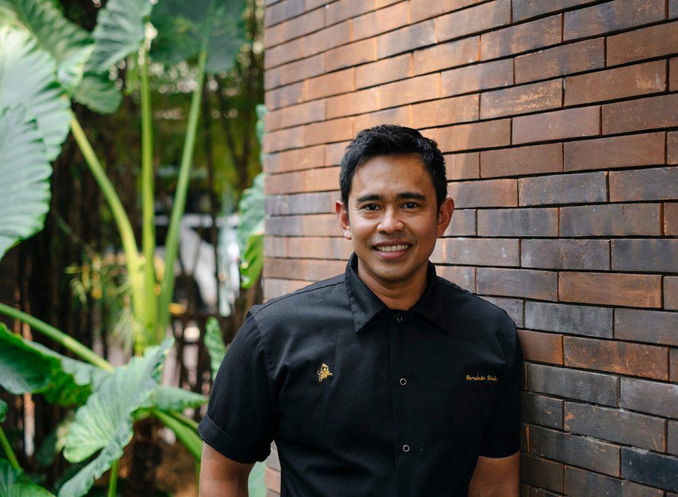 In the Kitchen with Fernando Sindu