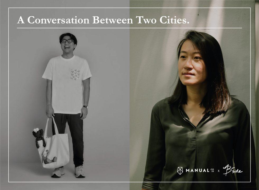 Conversation Between Two Cities: Chris Bunjamin and Juliana Tan