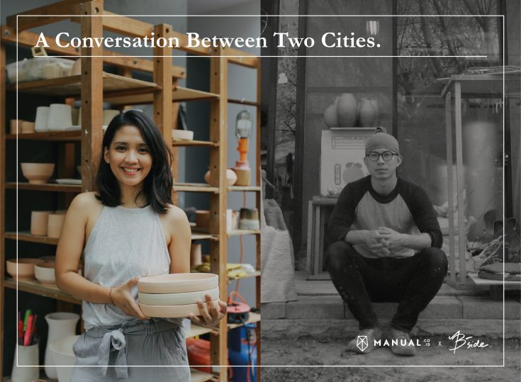 Conversation Between Two Cities: Ayu Larasati and Tok Yu Xiang