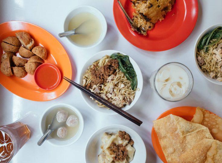 Back to Basic with Bakmi Tiga Marga
