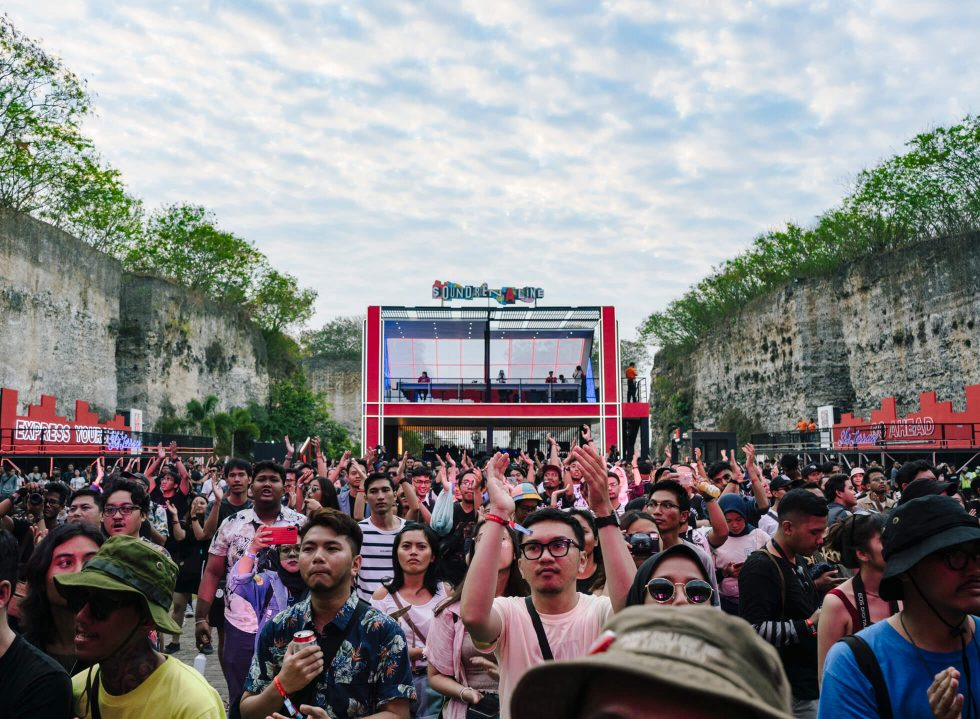 The All Time Spirit at Soundrenaline 2019