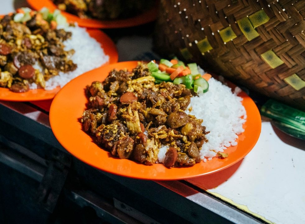Nasi Goreng Gila Liem Dharmawangsa