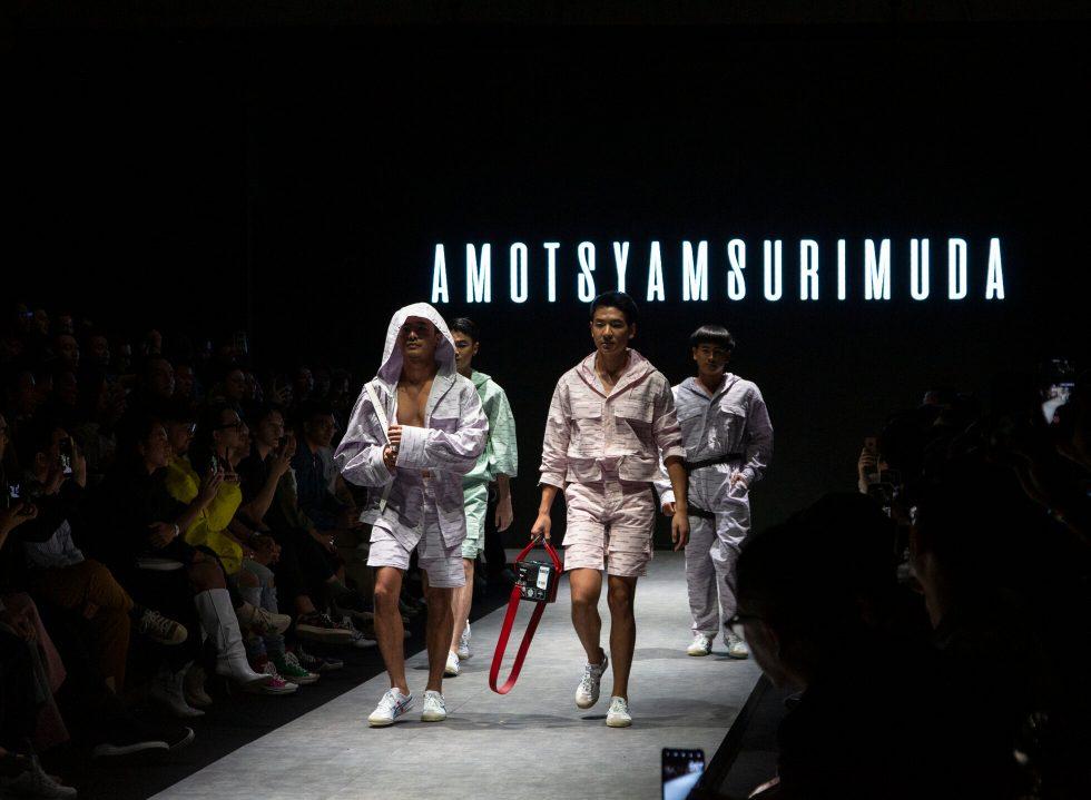 PIMFW 2019: MORAL, AMOTSYAMSURIMUDA, Wilsen Willim and Danjyo Hiyoji