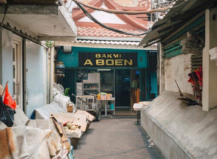 The Meek Bakmi A Boen