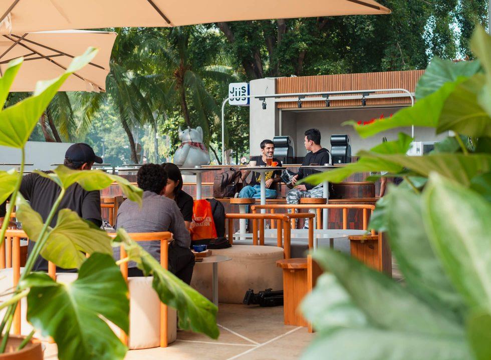 A Pit Stop at Kedai Inn