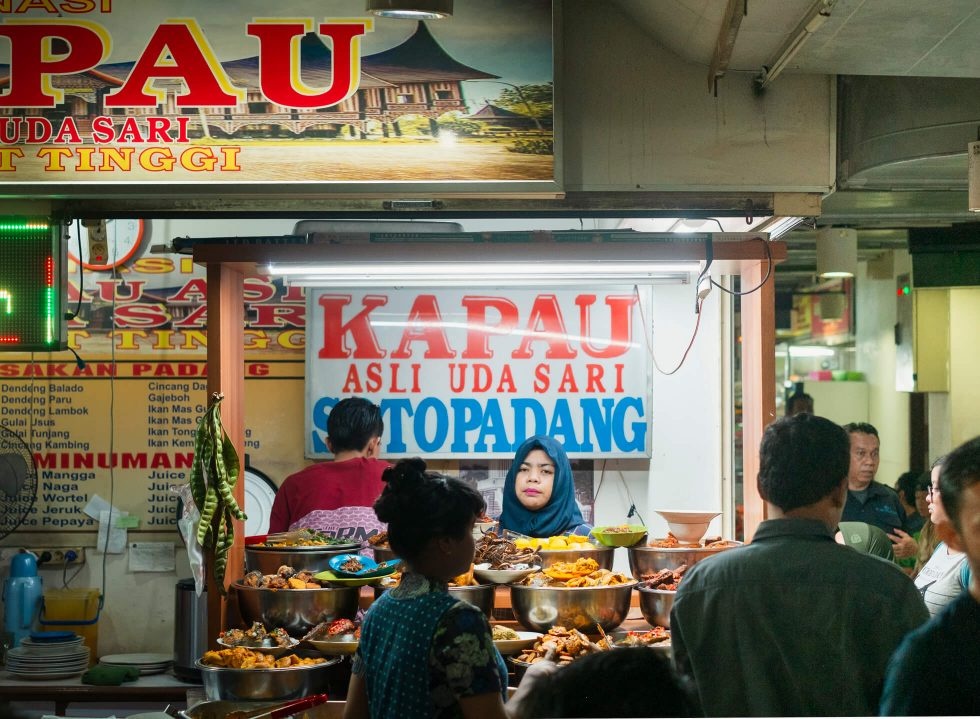 Manual Excursion: Pasar Senen