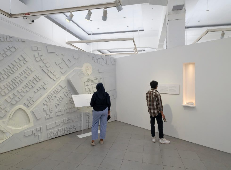 "Two Decades of Reflection in ""Prihal: arsitektur andramatin"" Exhibition"