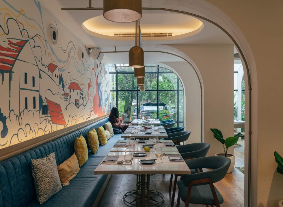 A Chic Feast at Txoko