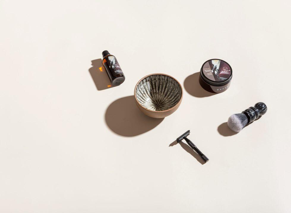 Manual Pick: Oaken Lab Artisan Shaving Kit