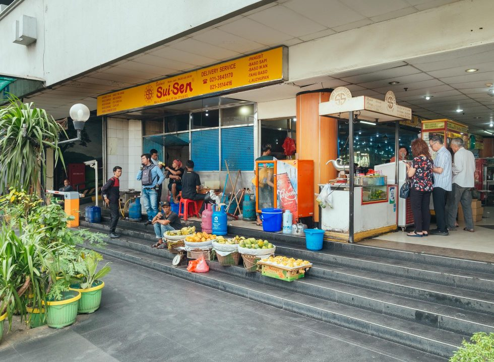 Matter of Design: The Vernacular Charm of Jakarta's Chinese Eateries