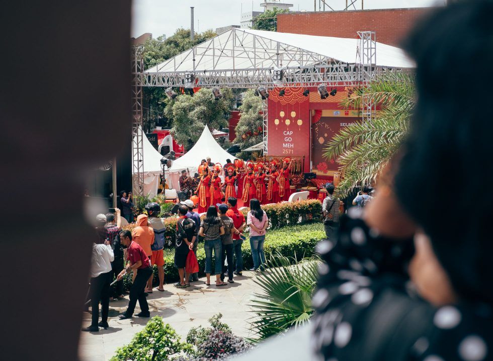 Coming Together for Festival Cap Go Meh 2020