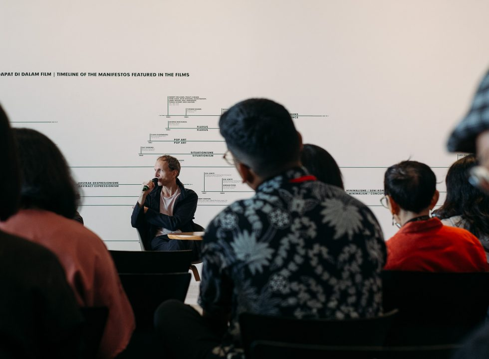 'Melati Suryodarmo: Why Let the Chicken Run?' and 'Julian Rosefeldt: Manifesto' Debut at Museum MACAN