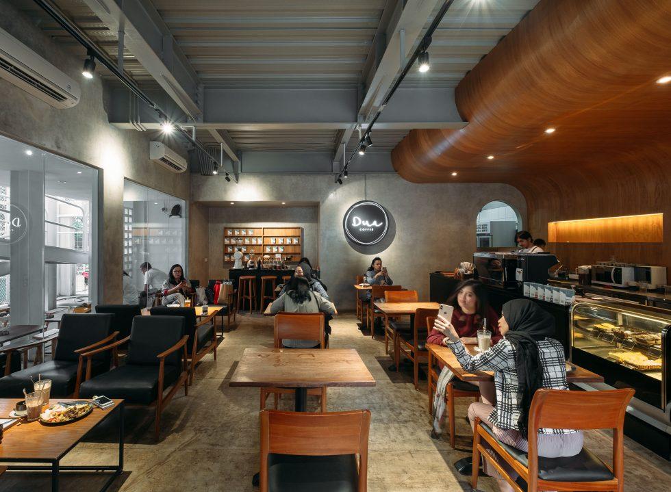 A Second Home for Dua Coffee