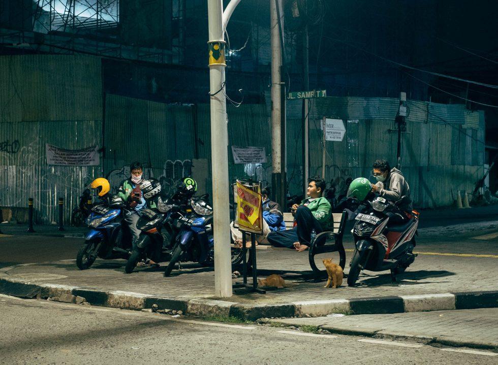 Jakarta in Deep Slumber
