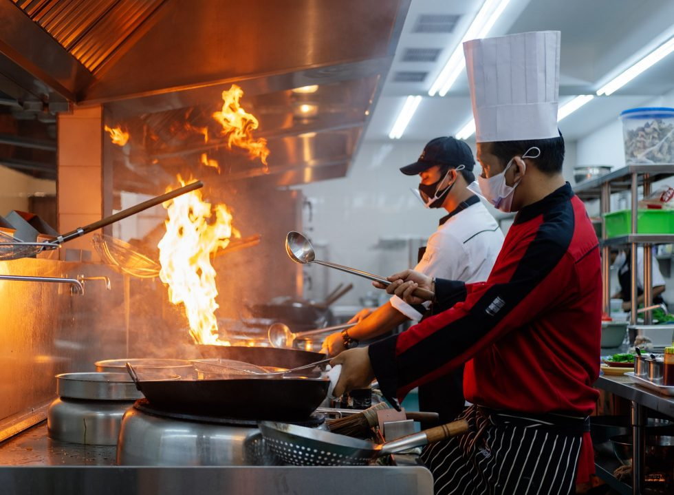 The F&B Industry Braces Up for 'New Normal'