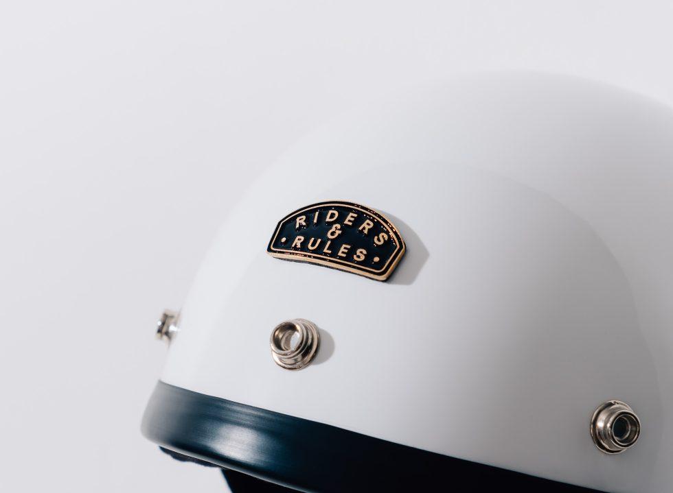 Manual Pick: Riders & Rules Clubman Helmet