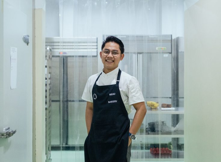 In The Kitchen with Arief Maulana Ikhsan