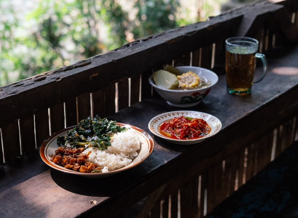 The Authentic Warung Pecak Pak Sastra