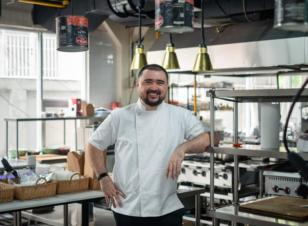In The Kitchen with Andry Susanto