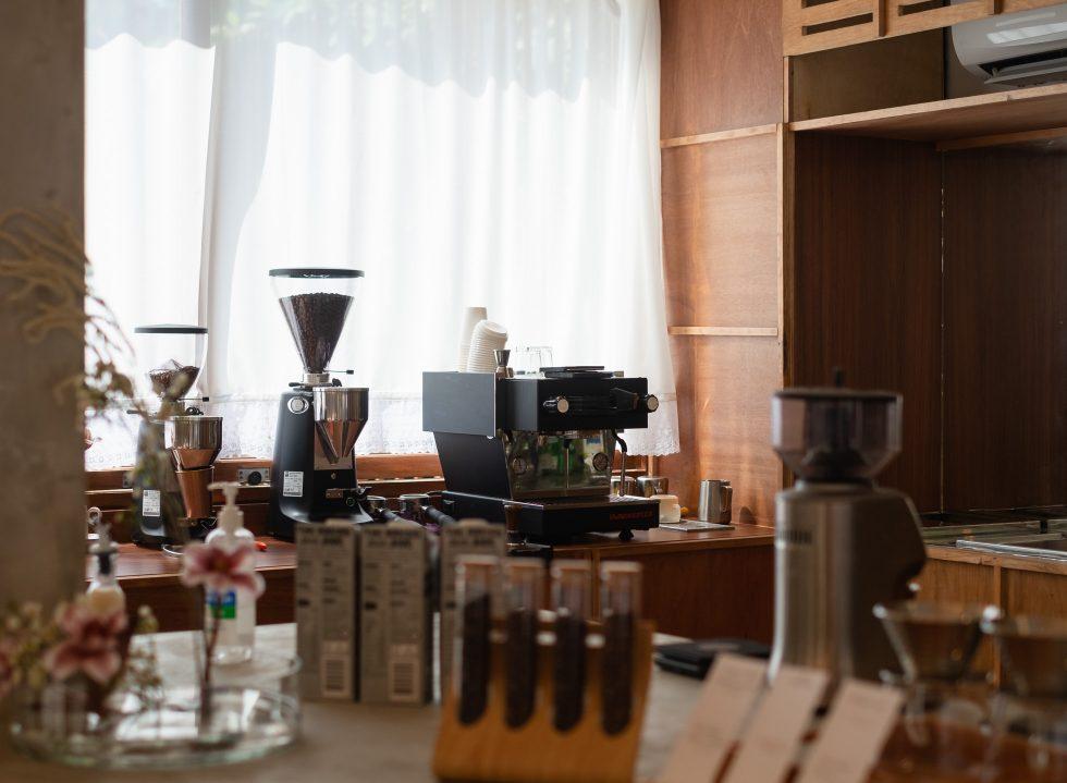The Charming Kyō Coffee
