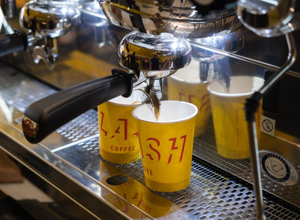 A Quick Fix with Flash Coffee