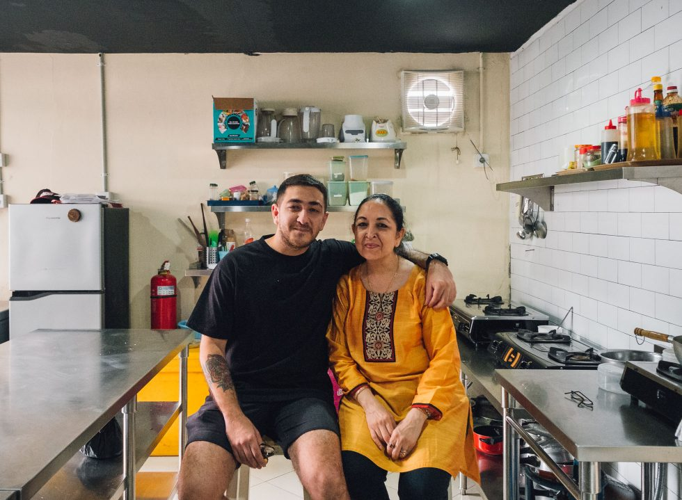 In The Kitchen with Tamish and Henna Aswani