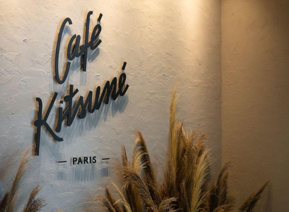 A Foxy Welcome to Café Kitsuné