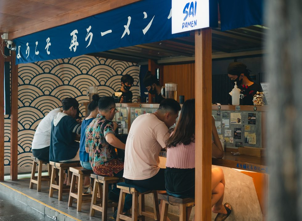 Slurp-and-Go at Sai Ramen