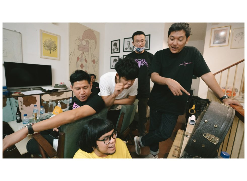 Studio Pop: Lifting The Spirits of Local Music Scene