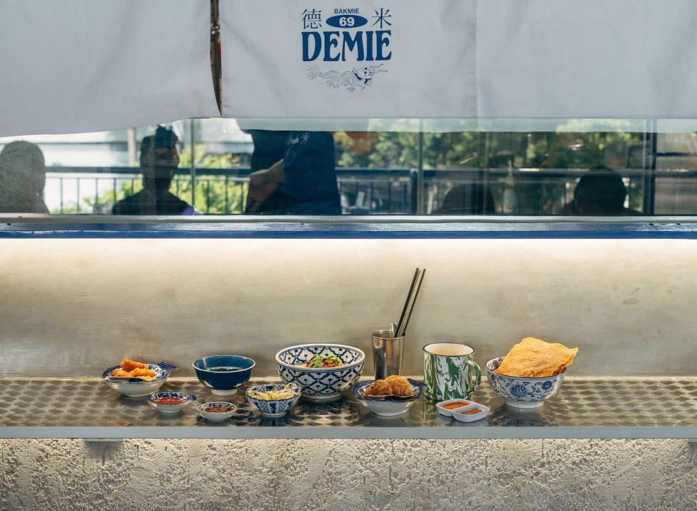 DEMIE Bakmie's New Home at COMO Park