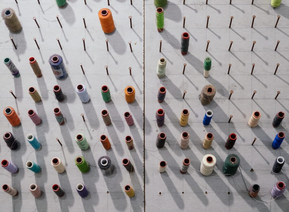 Threadapeutic: Upcycling the Imperfect