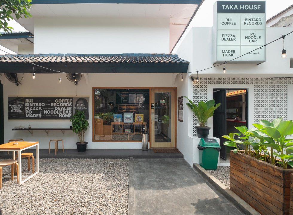 Welcome to Taka House