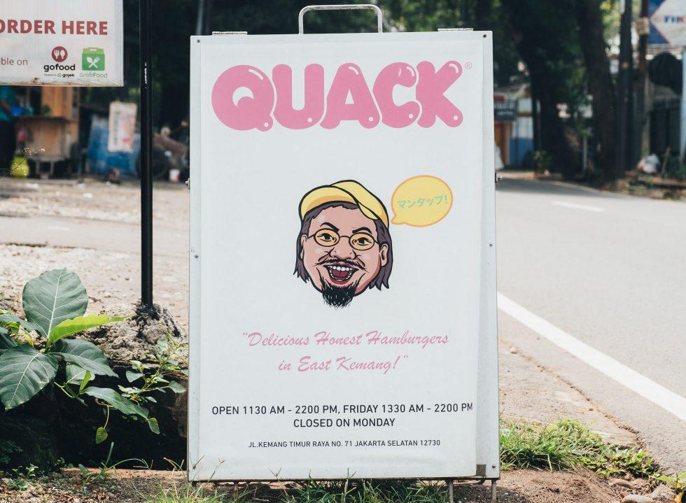 Quack Burgeria