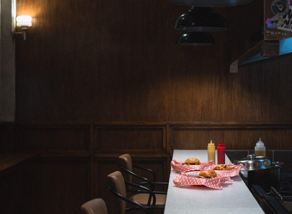 Dine at Supper Sandwich & Burger
