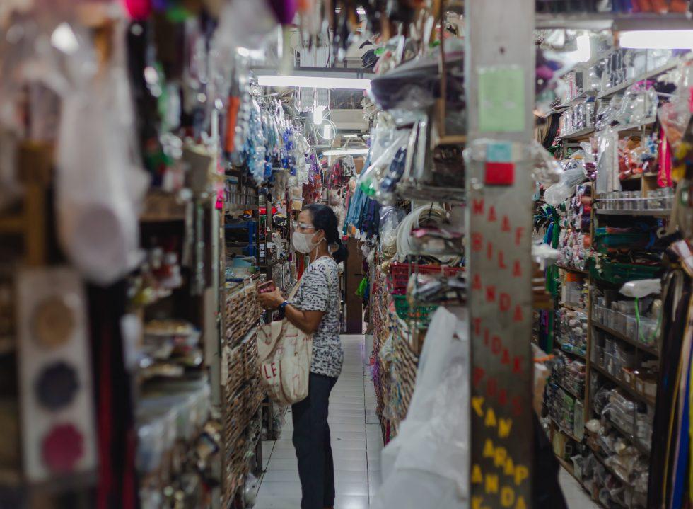 Toko Maju (Pasar Mayestik)