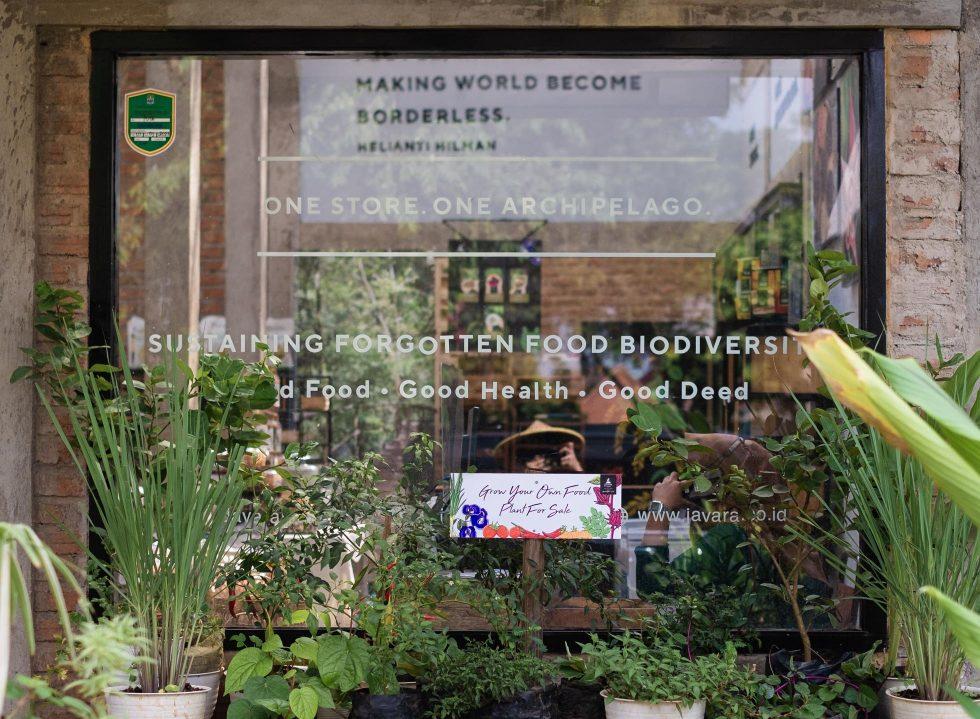 Manual Excursion: Javara Culture Garden Store