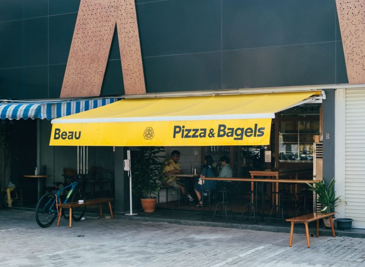 Grab N' Go with BEAU Pizza & Bagels