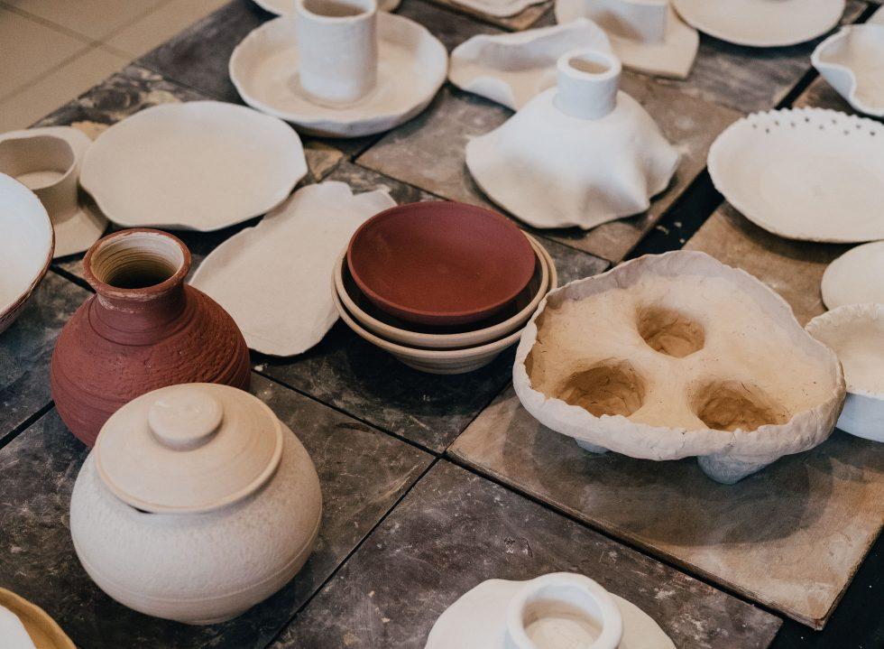 A Potter's World at Bengkel Keramik Puspa