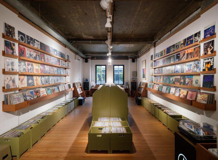 A Vinyl's World in Atlas Records