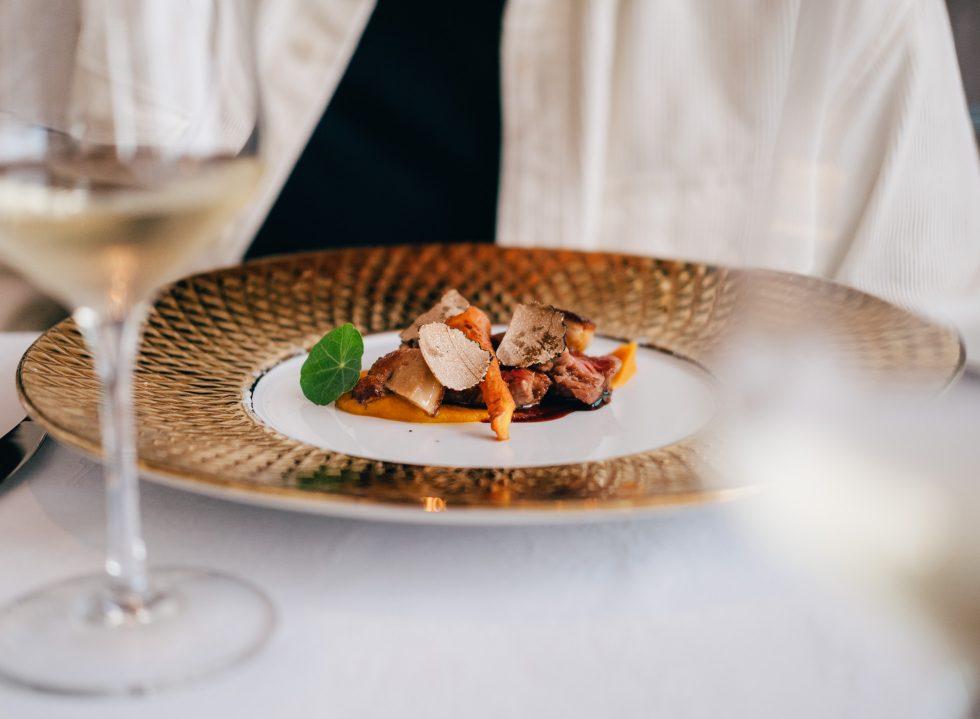 A Truffle Open Season with Chef Maurizio Bombini