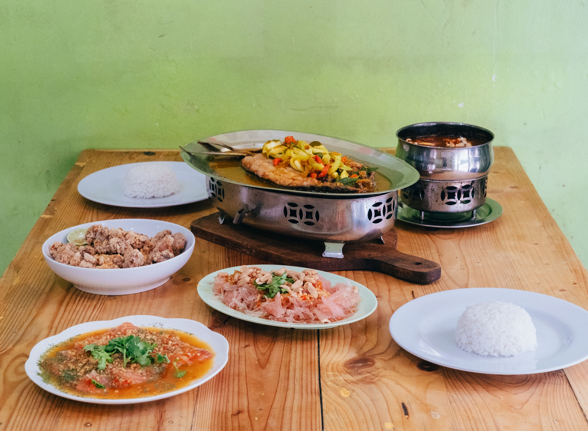 The Candid Delight of Warung SCI